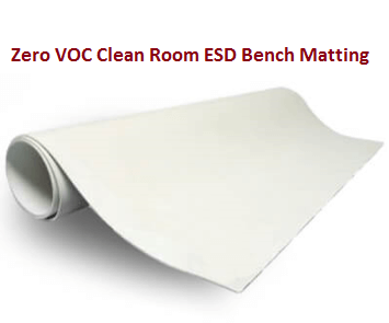 Clean Room ESD Bench Matting