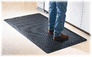 ESD Ergonomic matting meets DOD and ANSI Standards