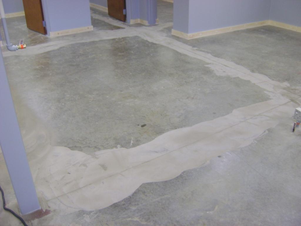 Concrete Repair For Esd Floors