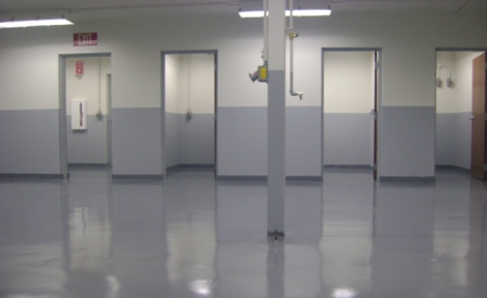 ESD Epoxy FlooringNFPA And DOD COMPLIANCE - Esd flooring cost