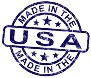 Made in the U.S.A!