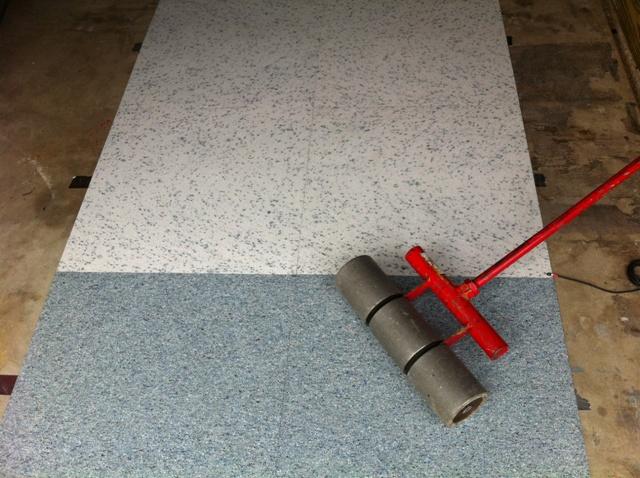 Modular Peel And Stick Esd Floor Tiles