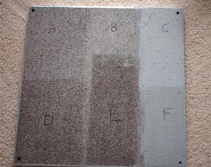 TecCrete Rasied Access Flooring: ESD Coating Test Results