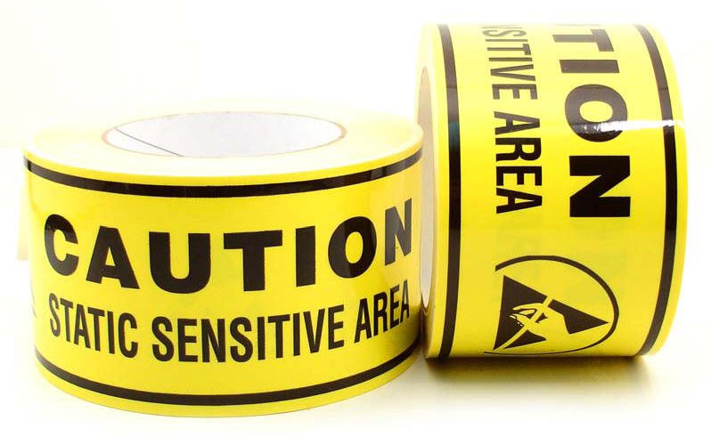 ESD SignsESD LabelsESD Aisle Marking Tape - Esd flooring definition