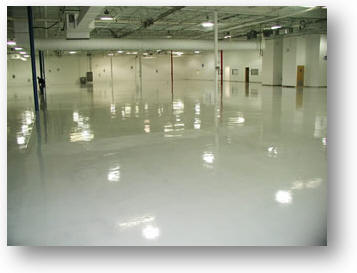 Never use plain water to clean an esd floor. ElectraClean EQUALS esd compliance for the most demanding of esd floors.