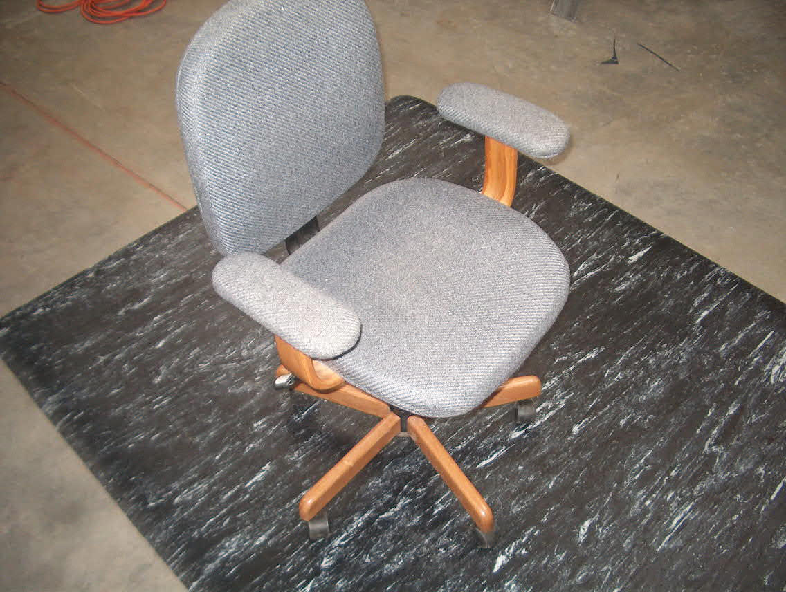 Esd Chair Mat Ful Static Control